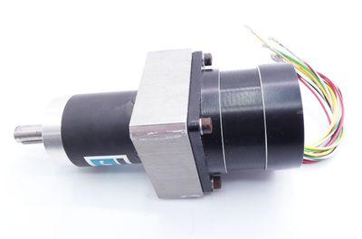 Nanotec SH5618S2608-A Stepping Motor No.0343 1,9V 2,6A 1.8 DEG -used- – Bild 2