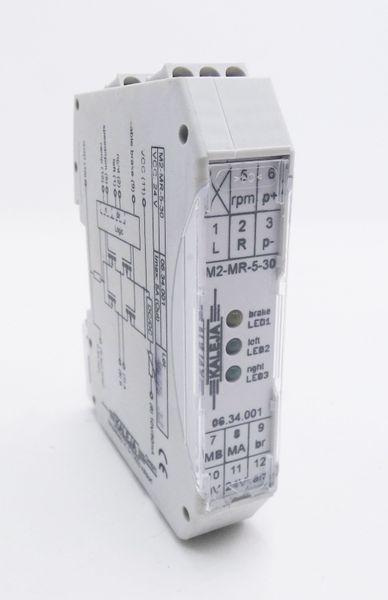 Kaleja  M2-MR-5-30  06.34.001 Motorsteuerung  -used-  – Bild 1