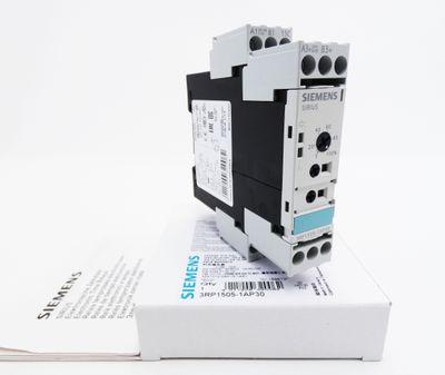 Siemens SIRIUS 3RP1505-1AP30  E: 02 Zeitrelais -unused/OVP- – Bild 1
