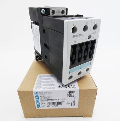 Siemens SIRIUS 3RT1035-1AN20  3RT1 035-1AN20  E: 05 Schütz -unused/OVP- – Bild 1