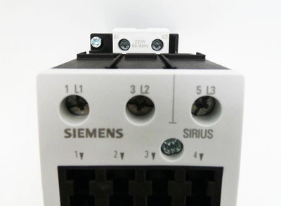 Siemens SIRIUS 3RT1035-1AN20  3RT1 035-1AN20  E: 05 Schütz -unused/OVP- – Bild 4