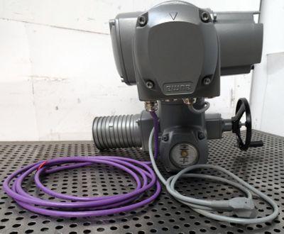 AUMA SA 07.2-F10 /VD0063-4/30B /AC 01.2 elektr. Drehantrieb,Stellantrieb -used-  – Bild 5