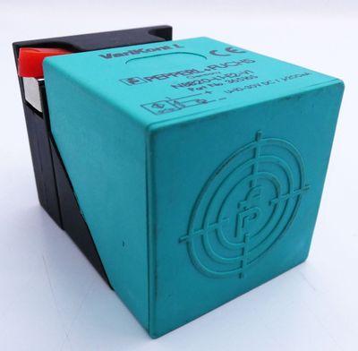 5x Pepperl + Fuchs NBB20-L1-E2-V1 NBB20L1E2V1 36516S Induktiver Sensor -used- – Bild 3