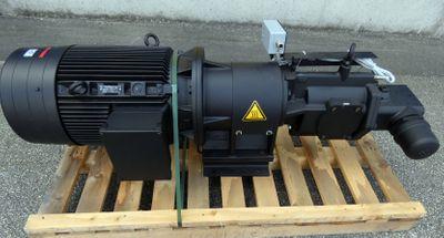 Benninghoven  BEN 10E-120PD-LFM  Zahnradpumpenaggregat  22 KW  400 Volt -unused- – Bild 1
