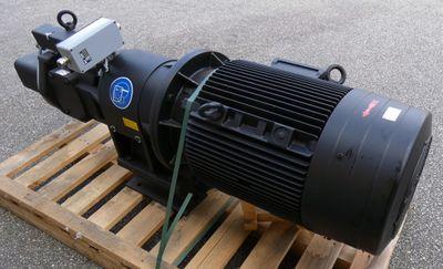 Benninghoven  BEN 10E-120PD-LFM  Zahnradpumpenaggregat  22 KW  400 Volt -unused- – Bild 4