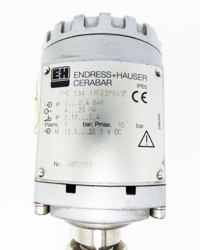 Endresss+Hauser CERABAR PMC 534 11FG2P6A1E PMC53411FG2P6A1E 11,5- 36.5VDC -used- – Bild 3
