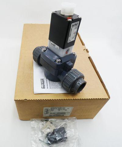 Bürkert 0142 A 20,0 FKM PV 0142A20,0FKMPV D25 2/2 Wege Magnetventil -unused/OVP- – Bild 1