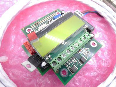 Seikom RLSW8AL V2 LCD RLSW8ALV2LCD Volumenstrommesser o. Geh. + 1x F8.1 -unused- – Bild 5