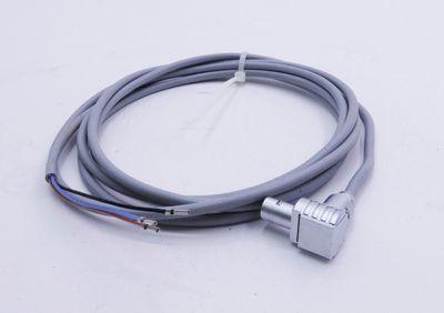 3x ipf electronic VK 2000L0 VK 20 00 L0 Kabeldose 2m 3adrig -unused/OVP- – Bild 1