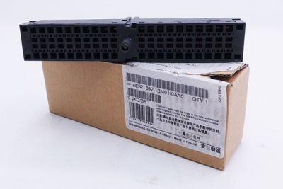 Siemens 6ES7 392-1BM01-0AA0 6ES73921BM010AA0 E-Stand: 01 Connector -unused/OVP- – Bild 1