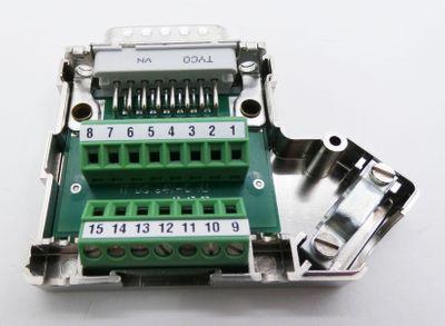 Phoenix Contact SUBCON 15/M-SH SUBCON 15MSH  2761606 D-SUB-Stecker -unused/OVP- – Bild 4