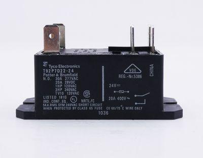 2x Tyco Electronics T92P7D22-24 T92P7D2224 30A 277VAC Steckrelais -unused- – Bild 4