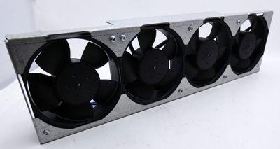 ABB 3HAC 9173-1 3HAC9173-1 Lüftereinheit 4-fach -used- – Bild 1