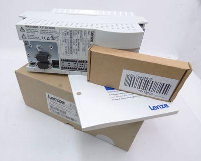 Lenze ECSES004C4B  ECSES 00 4C 4B Servo-Achsmodul Imax=4.0A -unused/OVP- – Bild 1