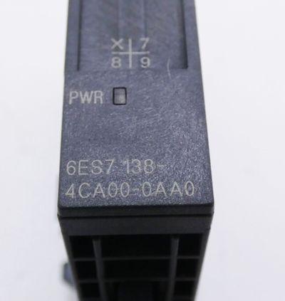2x Siemens 6ES7 138-4CA00-0AA0 E-Stand:06 + TM-P15C23-A1 E-Stand:02 -used- – Bild 3