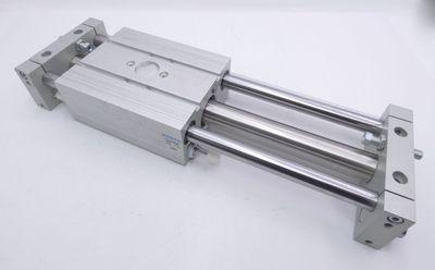 Festo SLM-25-160-KF-A-G-CV-CH-E SLM25160KFAGCVCHE 32784 Lineareinheit -used- – Bild 1