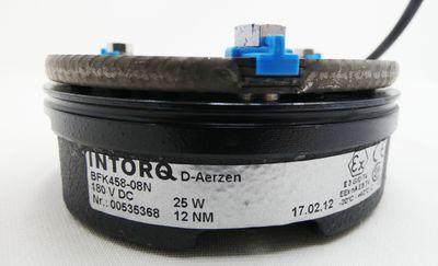 INTORQ BFK458-08N BFK45808N 00535368 180VDC 25W Magnetteil Komplett -unused- – Bild 2