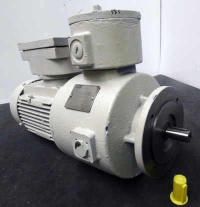 HEW DCEx80L/4K EX-geschützter Drehstrommotor 0,75 KW -unused- – Bild 3