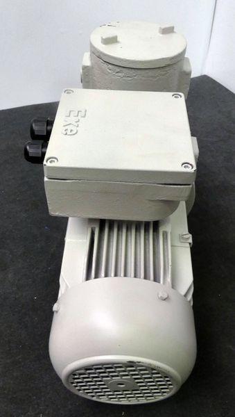 HEW  DLEx80L/4K   DLEx80L4K   EX-geschützter Drehstrommotor 0,75 KW  -unused- – Bild 4