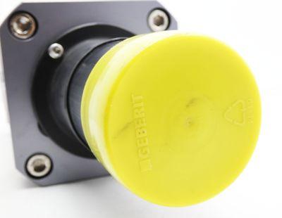 Hilger & Kern 430.10.00 D Druckluftzylinder 10907 P MAX. 6bar -used- – Bild 5