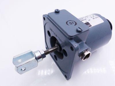 Binder 41 02407E3 4102407E3 Anschluss=24V N=1,00 Hub=2cm -unused/OVP- – Bild 1