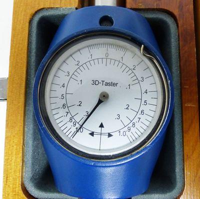Analoger 3D-Taster G212846 -used/Wooden Box – Bild 2