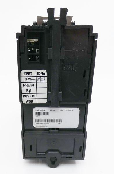 Siemens  6SE3214-0DA40 XAM292MV303C Micromaster Vector -used- – Bild 6