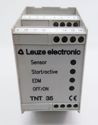 Leuze Electronic TNT 35  50033058 Test-Überwachungsmodul -used- – Bild 2