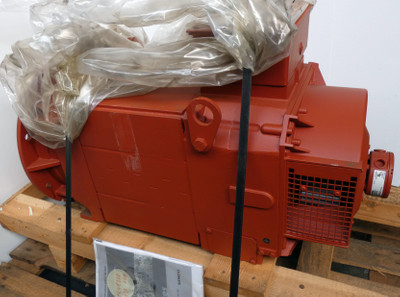 Siemens 1PH7 184-7JD340BC0  3Phasen Inductions- Motor AH180  50 KW  -unused/OVP- – Bild 4