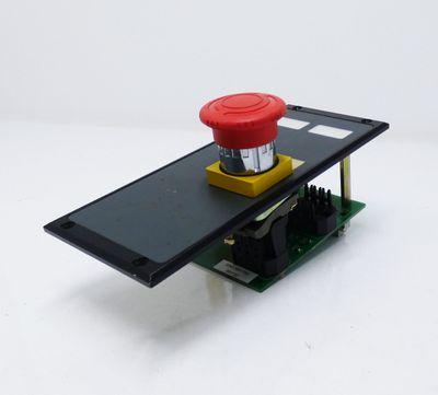 Bosch 1070921128-101 Sasse Elektronik HNM_EPSF00 Notstop -used- – Bild 1
