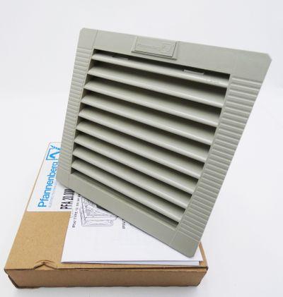 Pfannenberg PFA 20.000 RAL 7032 IP55 Austrittsfilter -unused/OVP- – Bild 1