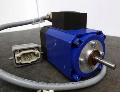 Groschopp  WK 1812301  Elektromotor   110 Watt   230/400 Volt   -used-   – Bild 3