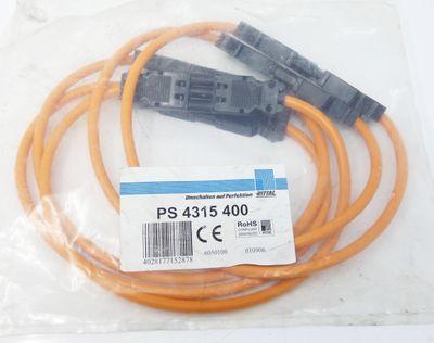5x Rittal PS 4315 400 Anschlusskabel -sealed- – Bild 2