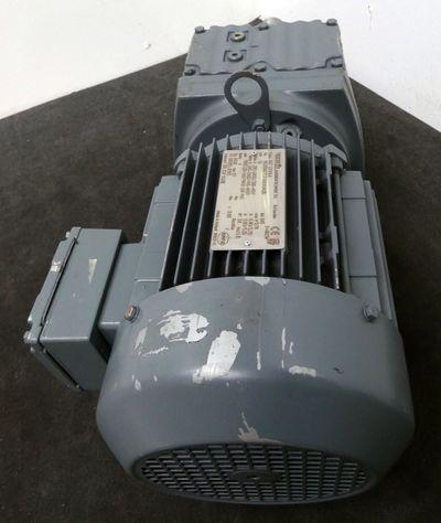 Vector R57 DT90L4 1,5 kW  I = 11,88 Getriebemotor -used- – Bild 4