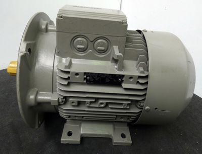 Siemens 1LA 7130-4AA16 Elektromotor  5,5 KW  1455/min  230/400/460 Volt -used- – Bild 1
