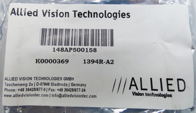 ALLIED VISION K0000369 1394R-A2  Repeater -unused/OVP- – Bild 3