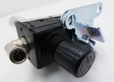 Aventics 0821300980 Magnetventil + 0821300300 Filterregler -unused- – Bild 5