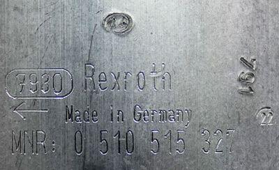 Rexroth 0510 515 327 (AZPF-10-011LCP20MB) Außenzahnradpumpe -unused- – Bild 2