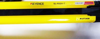 Keyence GL-R52H GL-R52H-R Receiver + GL-R52H-T Transmitter Lichtvorhang -used- – Bild 2
