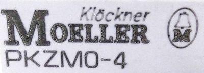 2x Klöckner-Moeller PKZM0-4 + NHI11-PKZ0 Motorschutzschalter -used- – Bild 2