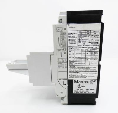 Moeller NZM 1 XD  63A Leistungsschalter -used- – Bild 3