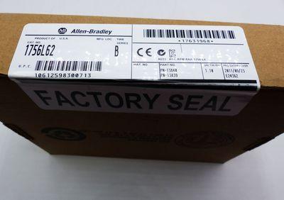 Allen-Bradley 1756L62 Serie: B SW: 1.10 -sealed- – Bild 2