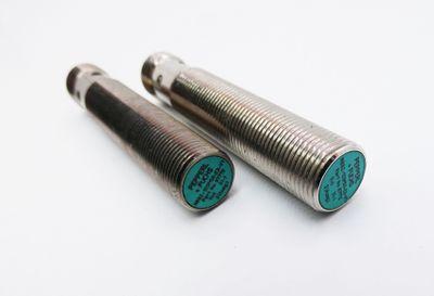 2x PEPPERL+FUCHS NBB2-12GM50-E3-V1 87772 Induktiver Sensor -used- – Bild 4
