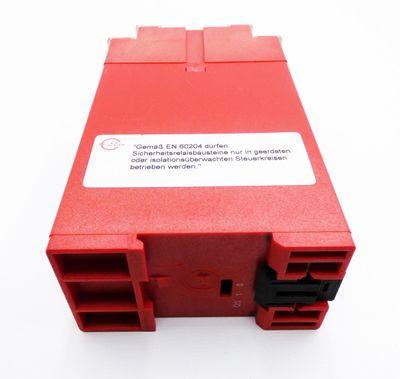 Schmersal SRB-NA-R-C.22-24V 650 mA 24V DC Sicherheitsrelais -used- – Bild 5