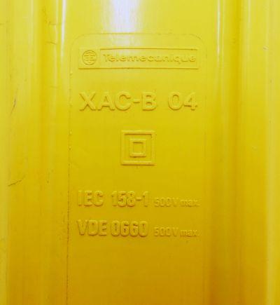 Telemecanique XAC-B 04 Steuerschalter Teach Pendant -used- – Bild 3