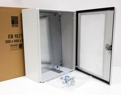 Rittal BG 1577530 EB 1577 300x400x155 E-Box -unused/OVP- – Bild 1