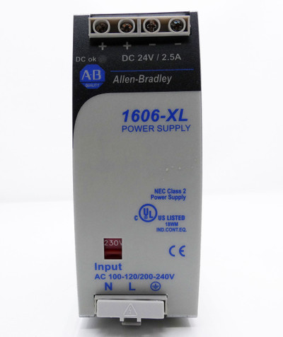 Allen Bradley 1606-XL 1606-XL60D Ser. A DC 24V 2,5A DC Power Supply -unused/OVP- – Bild 2
