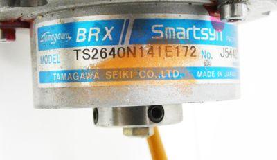 ABB Robotics Type 3 HAC 280911898F Servomotor + Tamagawa TS2640N141E172  -used- – Bild 4
