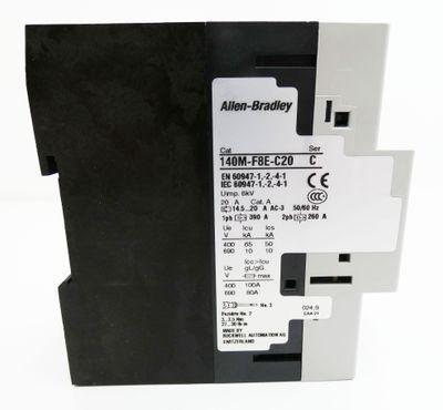Allen-Bradley 140M-F8E-C20 20A  Ser. C Motorschutzschalter  -unused/OVP- – Bild 4