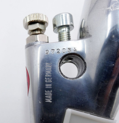 Walther PILOT WA XV 972054 1,0 mm Luftkopf: S Spritzpistole -used/OVP- – Bild 6
